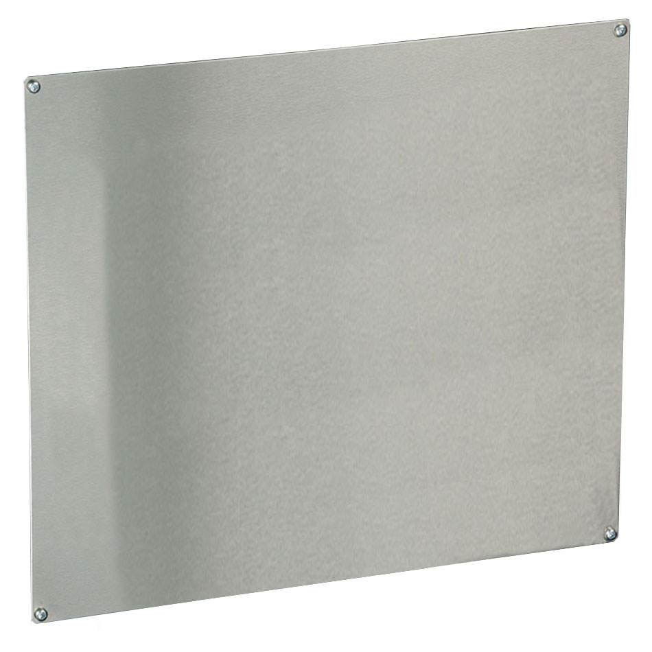 American Dryer AP Universal Adapter Plate- Stainless
