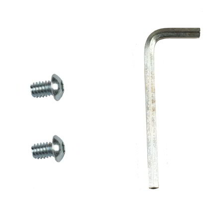 American Dryer GX232 Tamper Resistant Screws w/ Security Wrench