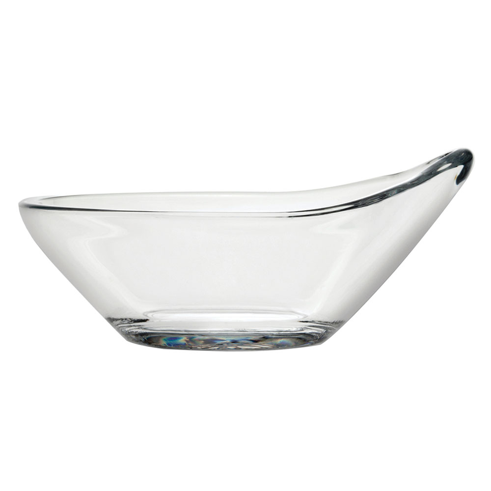 Browne 1072005 2.25-oz Pasabahce Gastro Boutique Bowl - Glass, Clear