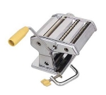 Browne Foodservice 12151 Table Mounted Pasta Machine, Noodle Cutter, Stainle