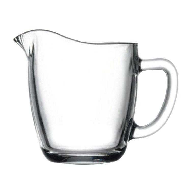 Browne 199384 7-oz Pasabahce All-Purpose Creamer - Glass,...