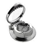 """Browne 230 Egg Slicer, 4-1/2"""" Diameter, Polished Aluminum"""
