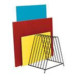 Browne 26099 Cutting Board Storage Rack, 10 Slot, 12 x 11-1/2 x 11 in