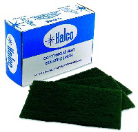 Browne Foodservice 3400 Heavy Duty Scouring Pad, (10 pk) Box