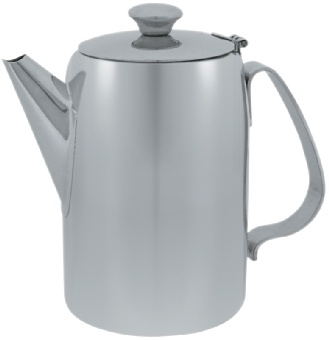 Browne Foodservice 515020 Coffee Pot, 70 oz, 18/10 Stainless Steel w/ Lid