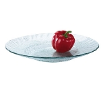 Browne Foodservice 563857 16 in Round Glass Bowl, Light Green Mint