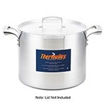 Browne Halco 5723980 80-qt Stainless Steel Stock Pot - Induction Ready