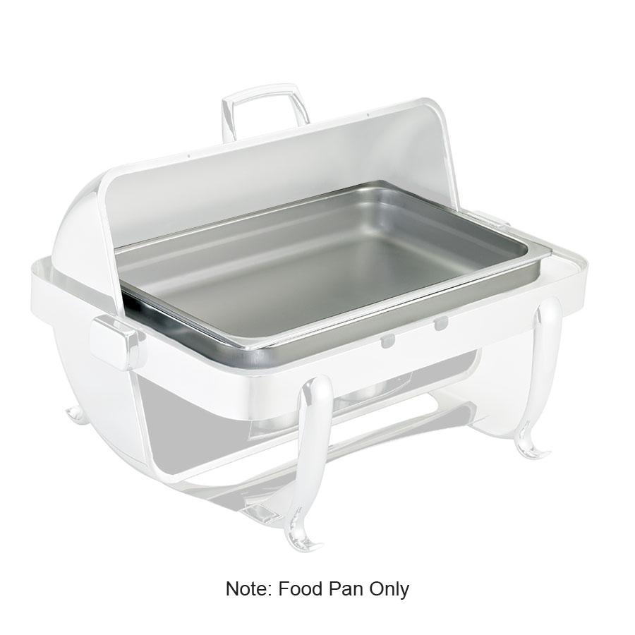 Browne Halco 575170-1 Full Size Food Pan, For 9 qt Octave Chafer