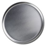 "Browne Halco 575312 Aluminum Pizza Plate, 12"" Diameter, Solid, 1.0 mm Gauge"