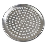 Browne Foodservice 575355 Perforated Pizza Plate, 15 in Diameter, 1.0 mm Gauge Aluminum