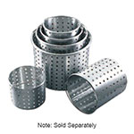 Browne Halco 5811160 Perforated Thermalloy Aluminum Basket For 60-qt Stock Pot