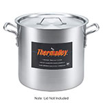Browne Halco 5813200 Thermalloy Stock Pot, 100 qt, No Cover, Aluminum