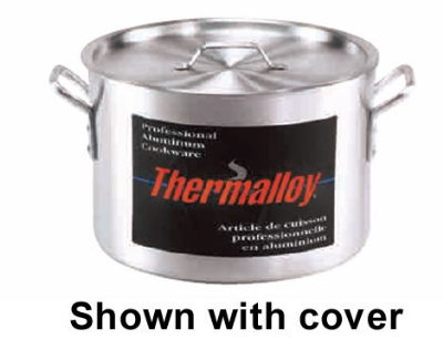 Browne-Halco 5814326 26 qt Thermalloy Sauce Pan Without Cover Restaurant Supply
