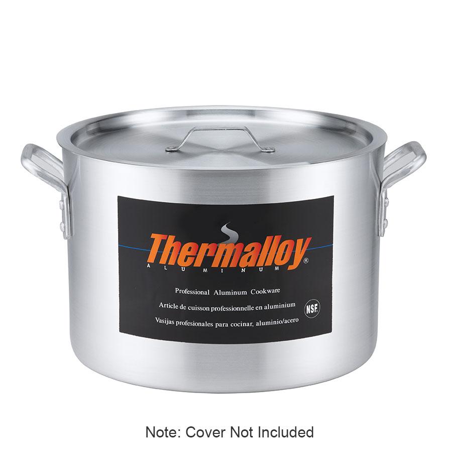 Browne Halco 5814326 26-qt Saucepan - Aluminum