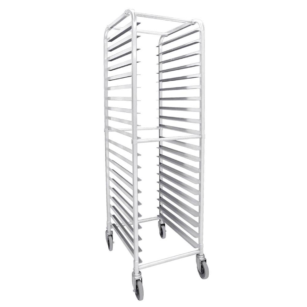 Browne 589120 25.6 Bun Pan Rack w/ (20) Full-Size Sheet P...