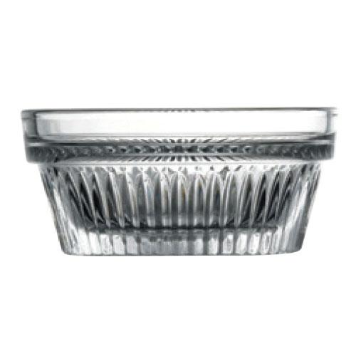 Browne 754891 2.75-oz Pasabahce Ramekin - Glass, Clear