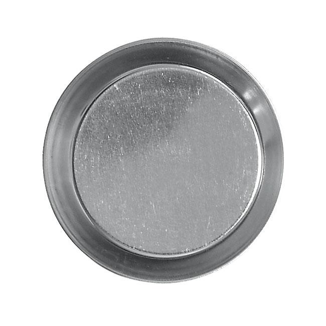 Browne Halco 80193670 Tartelette Mould, 3-1/2 in, Plain, Tin