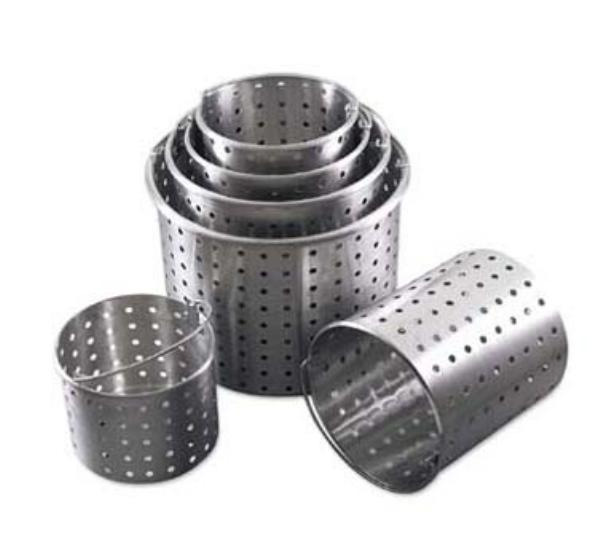 Browne Foodservice AB20 Aluminum Basket, for EW20, Footed Bottom