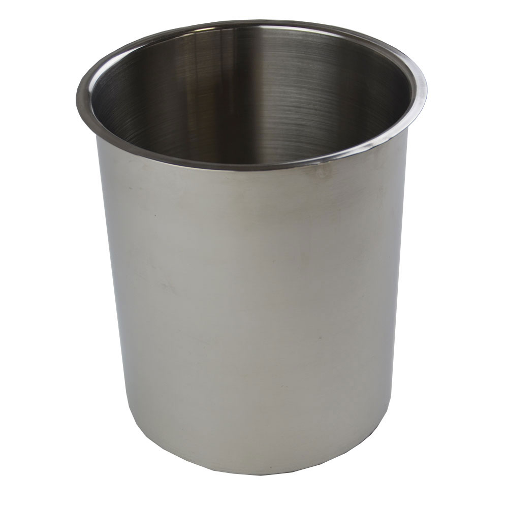 Browne Foodservice BMP4 Bain Marie Pot, 4-1/4 qt Capacity, Fits 6-5/8 in Opening