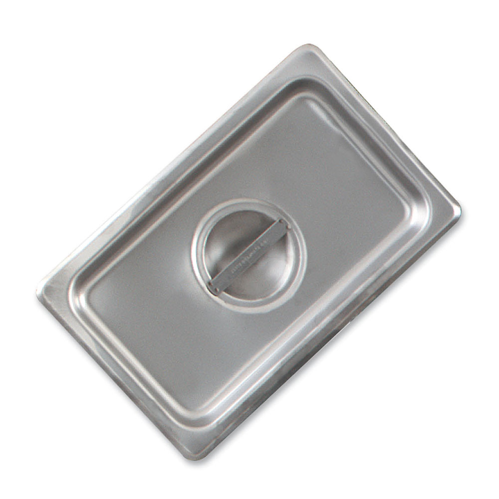 Browne CP8002 Full-Sized Steam Pan Cover, Stainless
