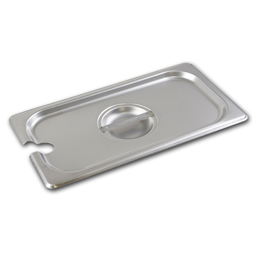 Browne Halco CP8132NC Third-Size Steam Pan, Stainless