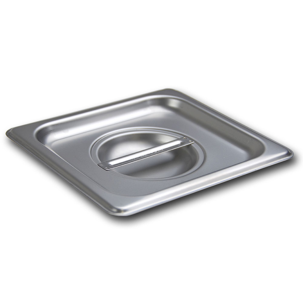 Browne Halco CP8162 Sixth-Size Steam Pan, Stainless