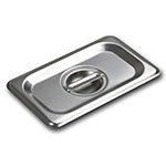 Browne Halco CP8192 Ninth-Size Steam Pan Cover, Stainless