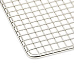 Browne DS1725 Wire Donut Screen, 17 x 25 in, Nickel Plated Steel