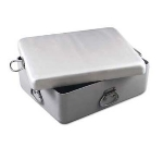 Browne Foodservice HDAC21182 Roast Pan Cover, 21-5/8 x 18-1/8 x 2-1/4 in, With Side Handles