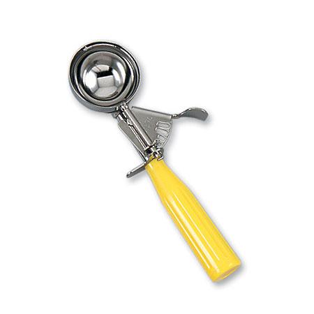 Browne HL12620 2.08-oz Yellow #20 Disher