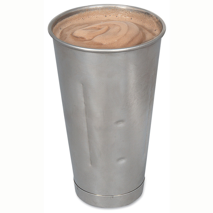 Browne Foodservice MC388 30-oz Stainless Malt Cup w/ Reinforced Bottom