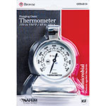 Browne Halco OT84010 Oven Thermometer, 2-3/8 in dial, 150 to 550 Degree Temperature Range