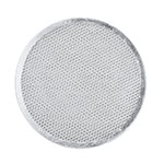 "Browne Halco PS9 Pizza Screen, 9"" Aluminum, Allows Air To Circulate Beneath The Crust"