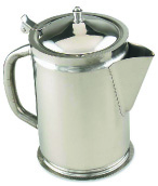 Browne Foodservice S950 Coffee Pot, 64 oz., Stainless Steel