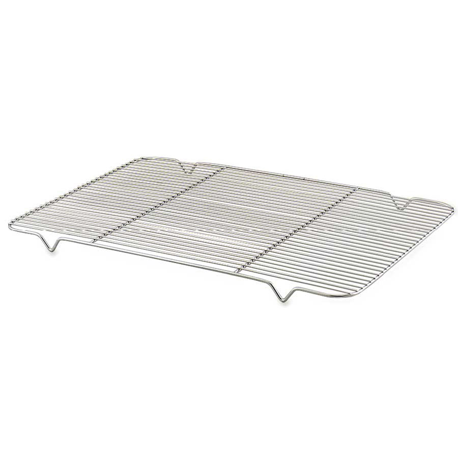 Browne Halco WRG1725 Rib Grate, 17 x 25 in, Nickel Plated