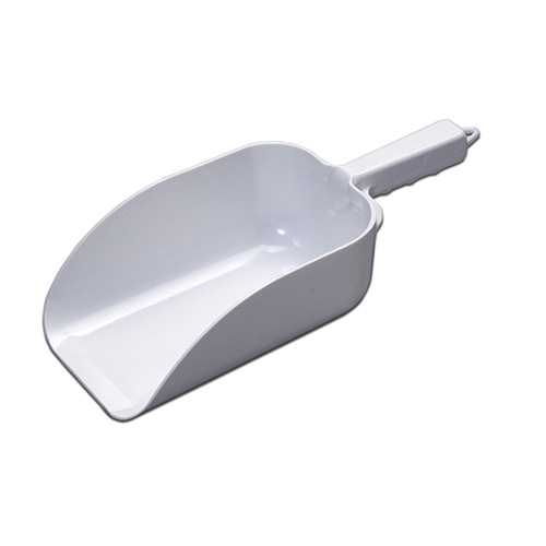 Ice-O-Matic 9051127-01 82-oz Ice Scooper - Plastic, White