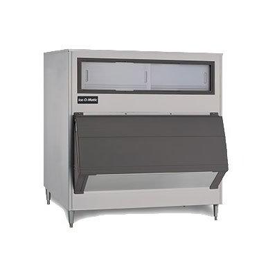 "Ice-O-Matic B1000-48 48"" Wide 1000-lb Ice Bin with Lift Up Door"