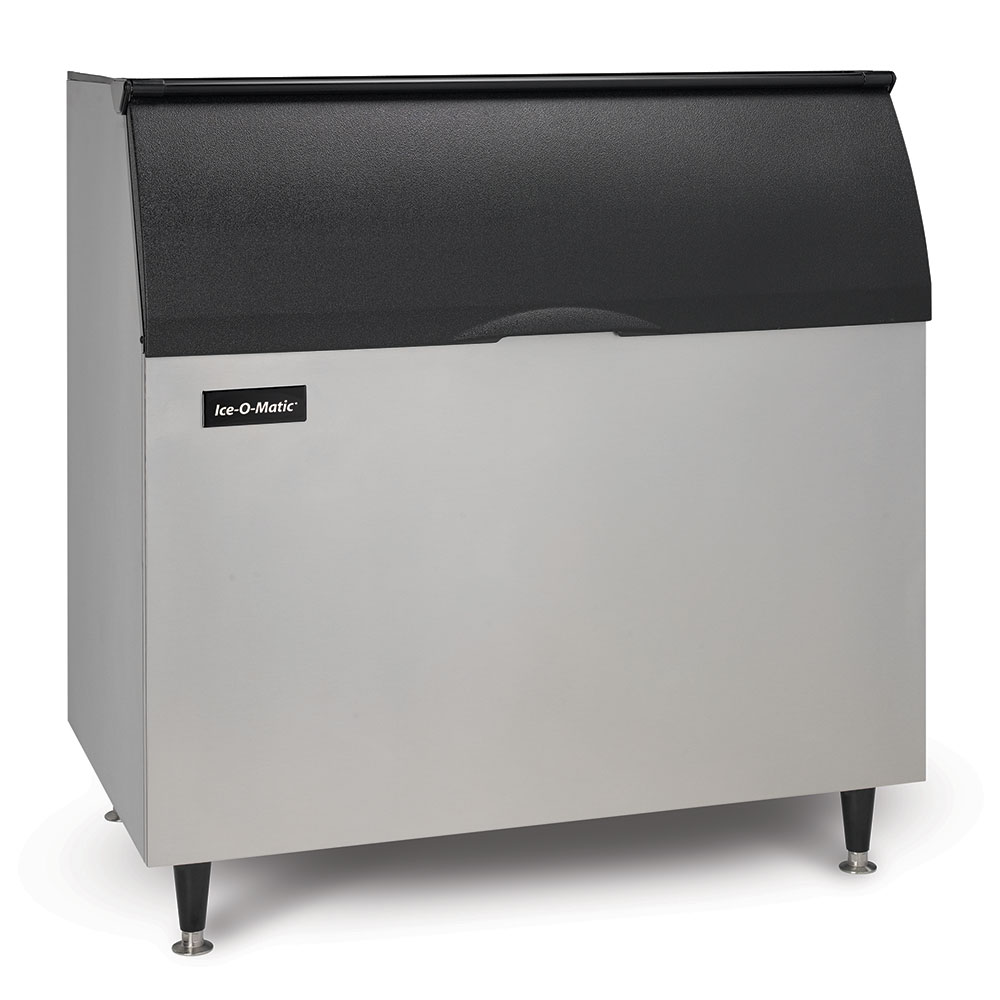 "Ice-O-Matic B110PS 48"" Wide 854-lb Ice Bin with Lift Up Door"