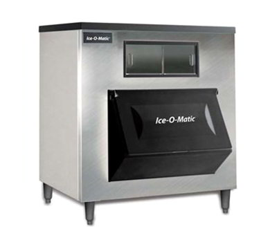 "Ice-O-Matic B130SP 48"" Wide 1457-lb Ice Bin with Lift Up Door"
