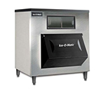 """Ice-O-Matic B170SS 60"""" Wide 1807-lb Ice Bin with Lift Up Door"""