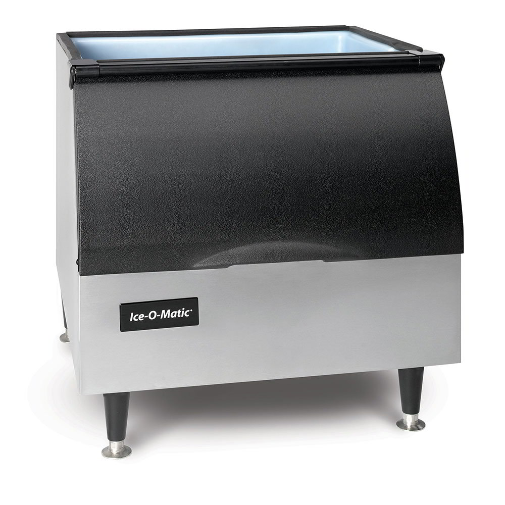"Ice-O-Matic B25PP 30"" Wide 242-lb Ice Bin with Lift Up Door"