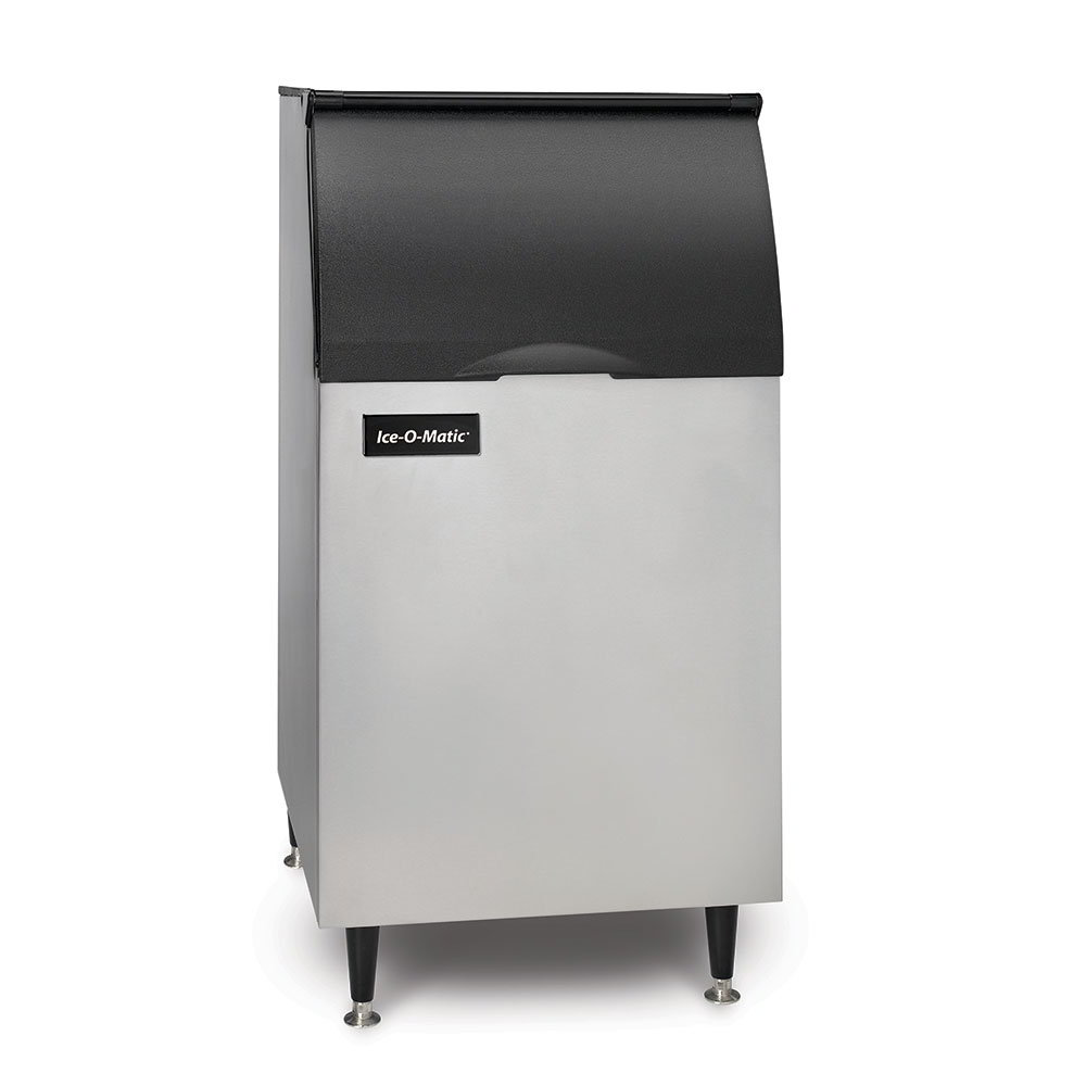"Ice-O-Matic B42PS 22"" Wide 351-lb Ice Bin with Lift Up Door"