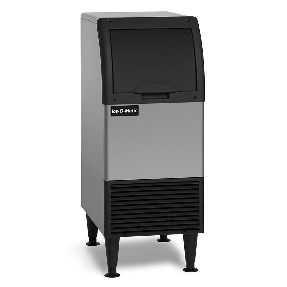 Ice-O-Matic CIU070FA Undercounter Full Cube Ice Maker - 60-lbs/day, Air Cooled, 115v
