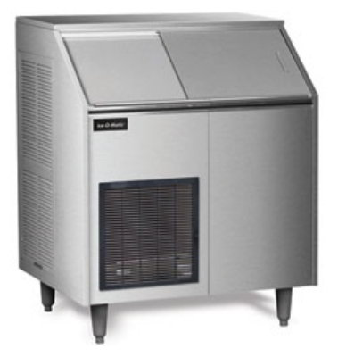 Ice-O-Matic EF800A48S Ice Maker w/ 315-lb Bin, Flake Style, 772-lb/24 Hr, Air Cooled