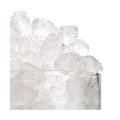 "Ice-O-Matic GEM0450A 21"" Pearl Ice® Nugget Ice Machine Head - 464-lb/24-hr, Air Cooled, 115v"
