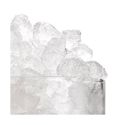 """Ice-O-Matic GEM0450W 21"""" Pearl Ice® Nugget Ice Machine Head - 508-lb/24-hr, Water Cooled, 115v"""
