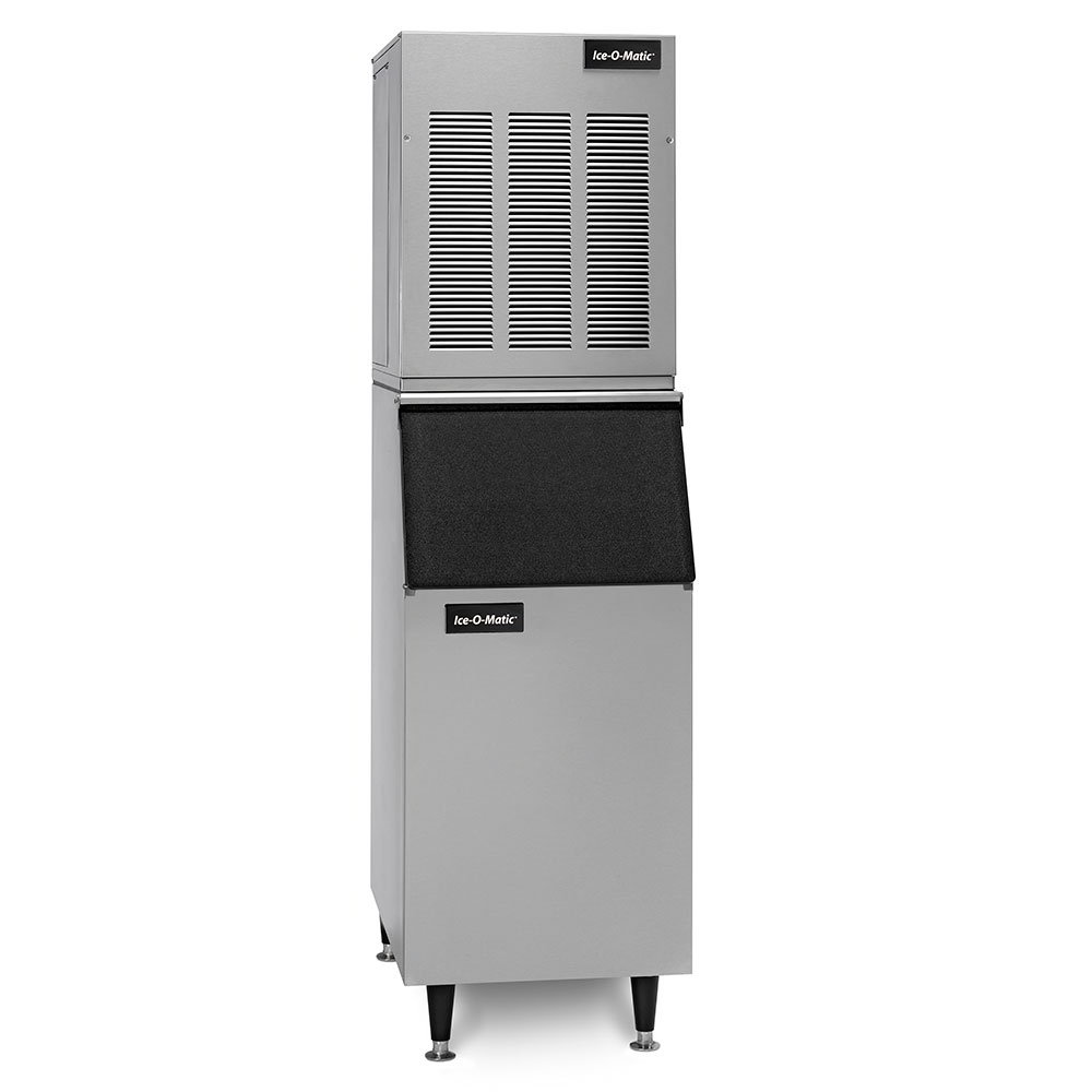 Ice-O-Matic GEM0650AB55PS 770-lb/Day Nugget Ice Maker w/ 510-lb Bin, Air Cooled, 115v
