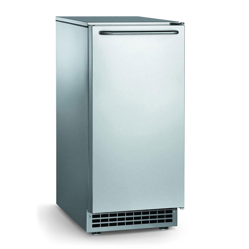 Pebble Ice Machine Ice O Matic Gemu090 Undercounter Nugget Ice Maker 85 Lbs Day