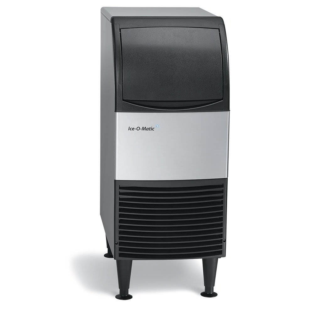 Ice-O-Matic HISU070FA 80-lb/Day Full Cube Ice Maker w/ 36-lb Bin, Air Cooled, 115v
