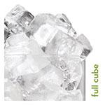 "Ice-O-Matic ICE0250FA 30"" ICE Series™ Cube Ice Machine Head - 336-lb/24-hr, Air Cooled, 115v"